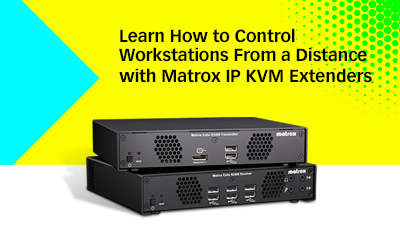 Extio 3 control workstations at a distance webinar banner