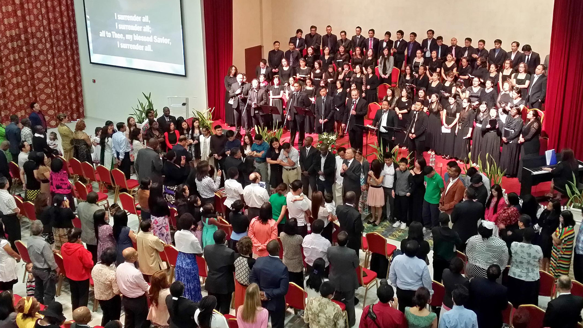 The Seventh-Day Adventist Church's annual Campmeeting event.