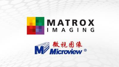 Beijing Microview extends Matrox Imaging's coverage of mainland China.