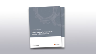 Download Deep Learning: Its Proper Role and Use in Machine Vision