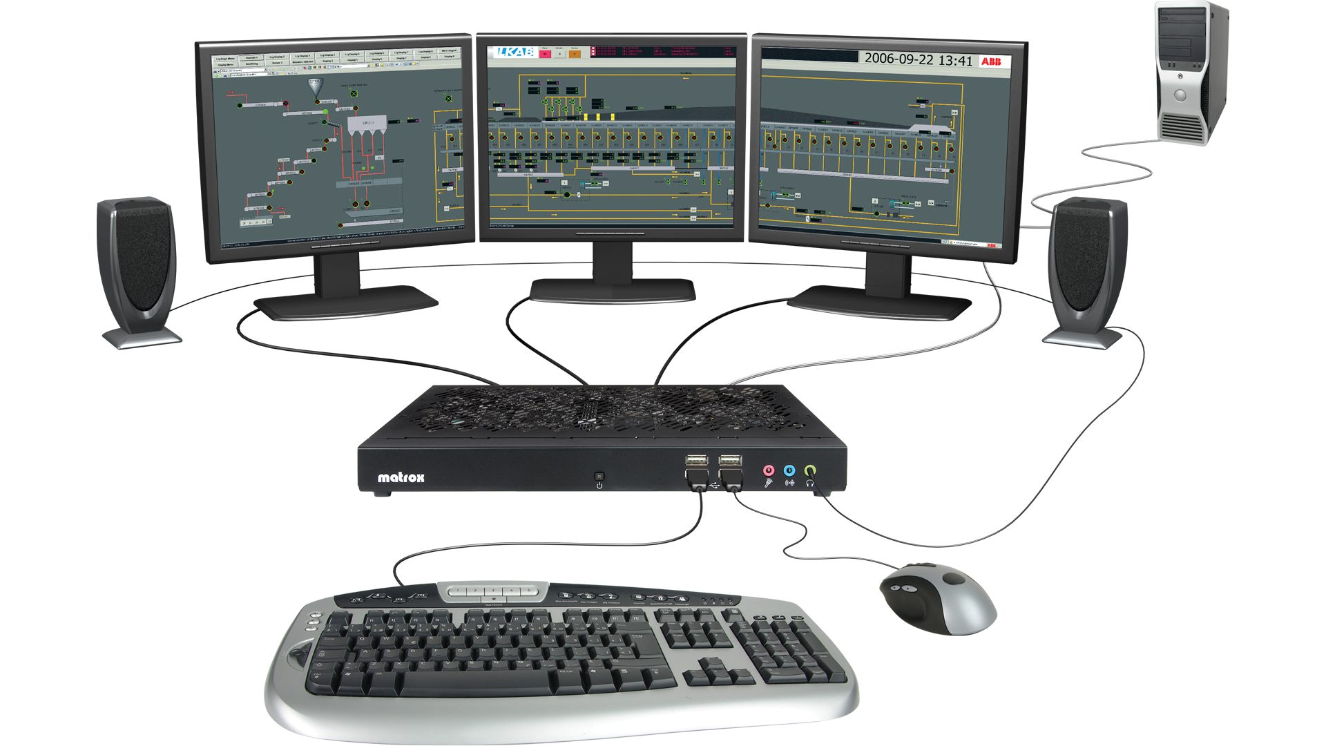 Extio Remote Graphics Unit
