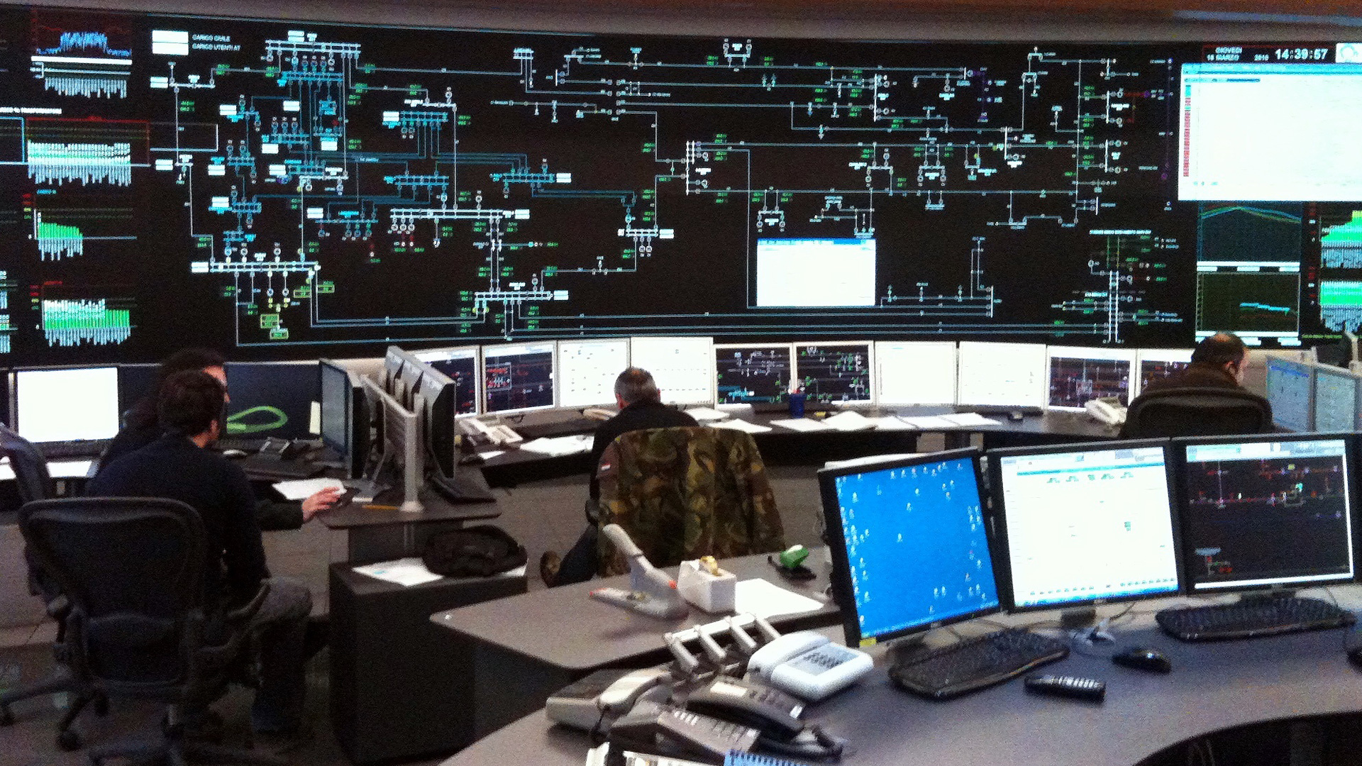 A2A Uses Matrox Extio Series KVM Extenders for New Control Room