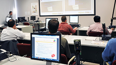 Matrox Imaging offers classroom training  on Matrox Imaging Library (MIL)