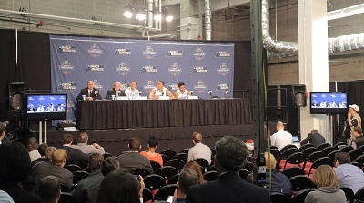 NCAA press conference