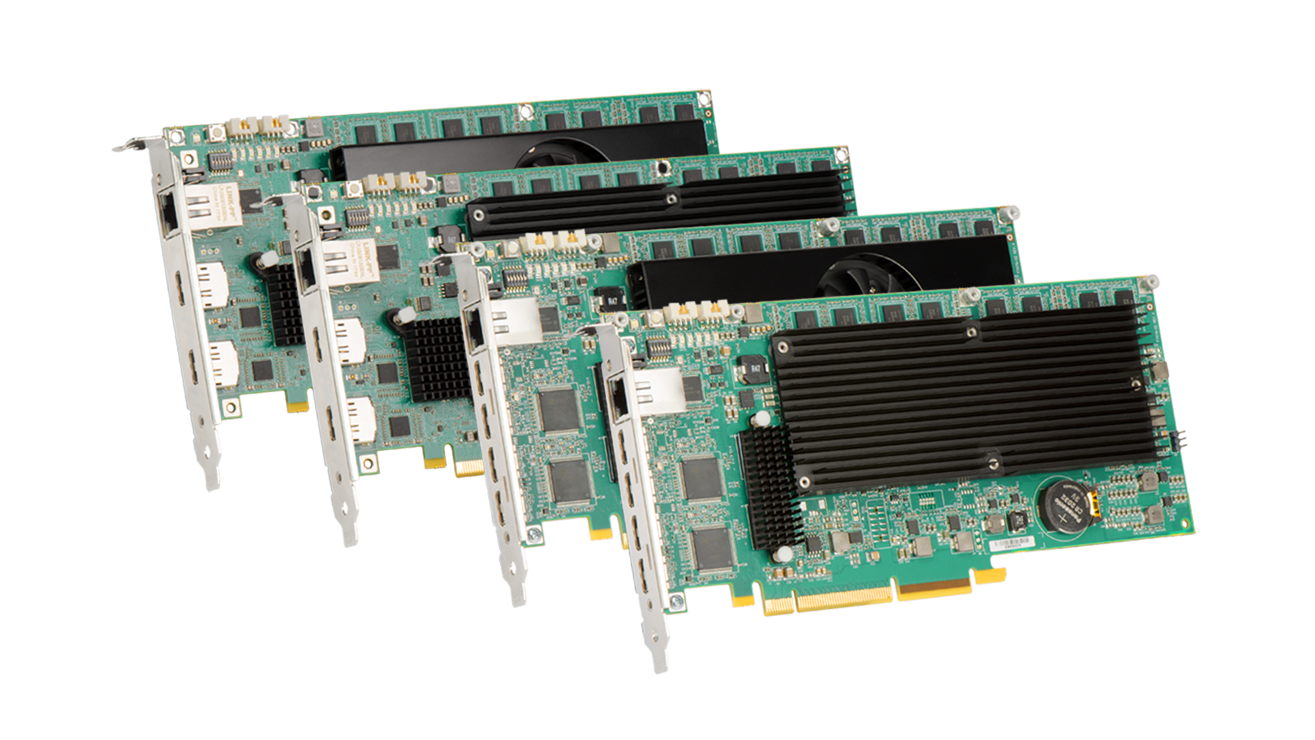 Matrox Mura IPX 4K Capture & IP Decode Cards