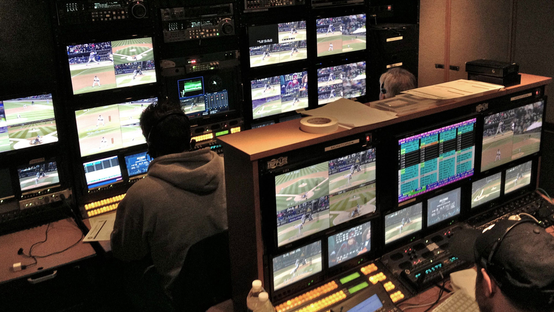 Matrox MicroQuads Multiviewers are Part of a $3 Million USD HD Conversion of the Production Truck