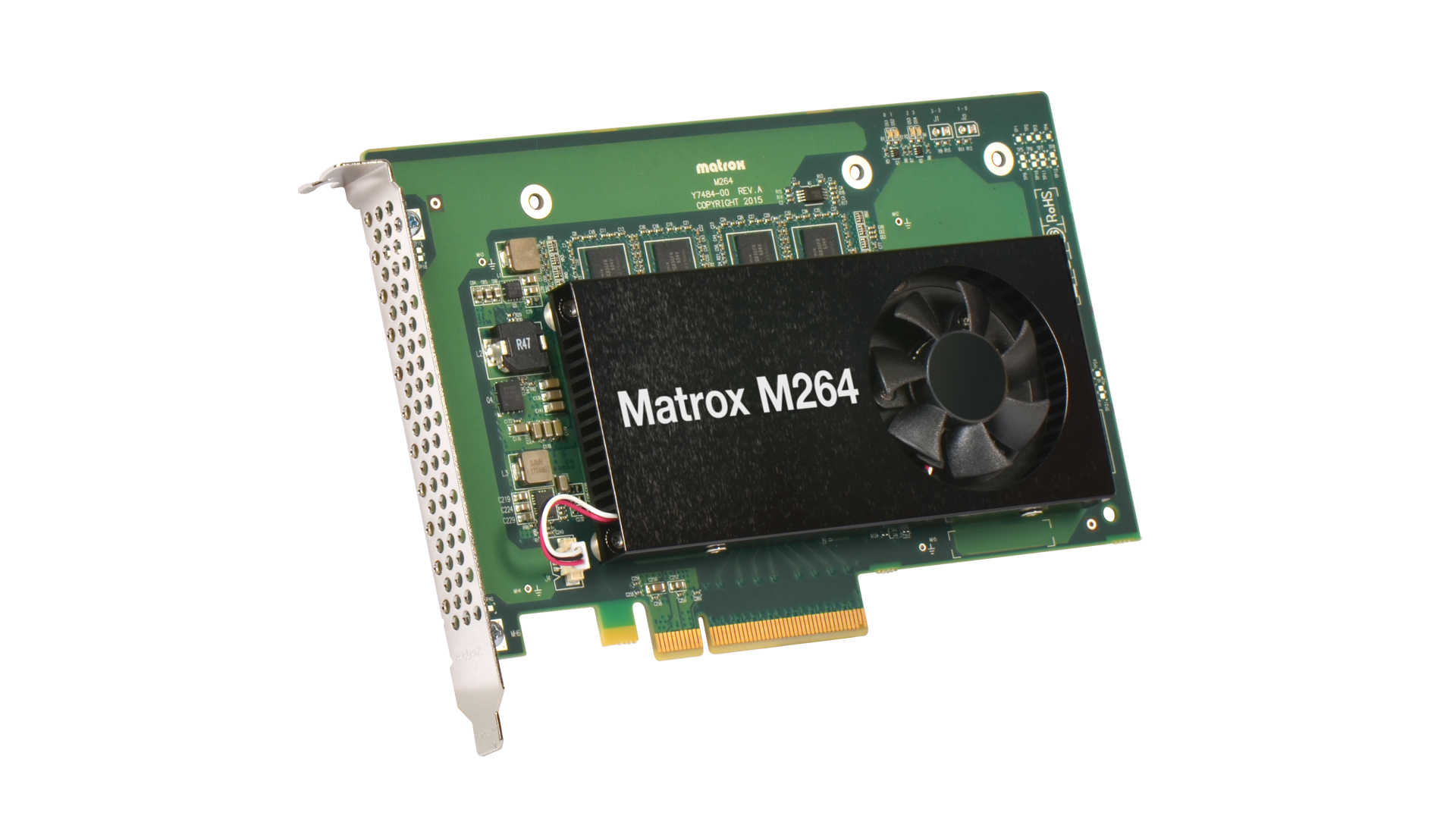 Matrox m264 Codec Card