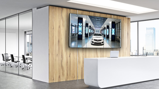 C900 and DigiSHOW is an essential consideration where high-quality 3x3 digital signage is required.