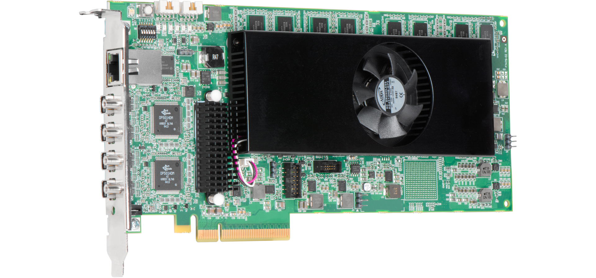Matrox Mura IPX Series Card