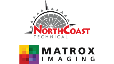 Matrox Imaging Products Being Shown at Automate by Distributor North Coast Technical