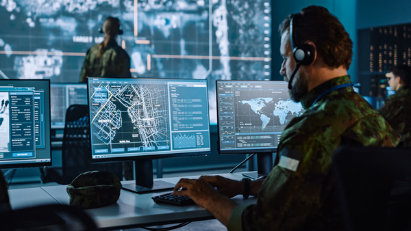 AV over IP Solutions for Military