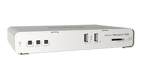 Matrox Monarch HDX Streaming & Recording Appliance