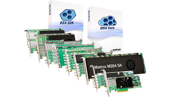Matrox OEM Family of Products