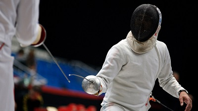 Streaming fencing with Matrox VS4 and Telestream Wirecast