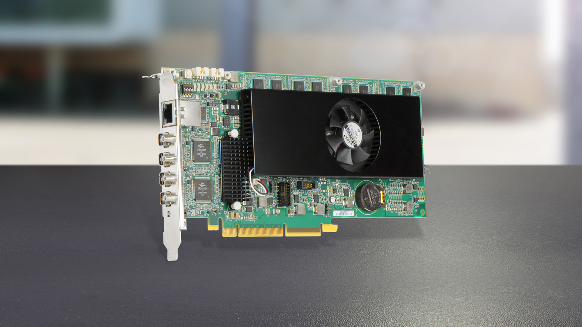 Maevex 6100 Quad 4K Enterprise Encoder Card