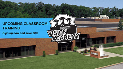 Matrox Vision Academy Upcoming Classroom Training