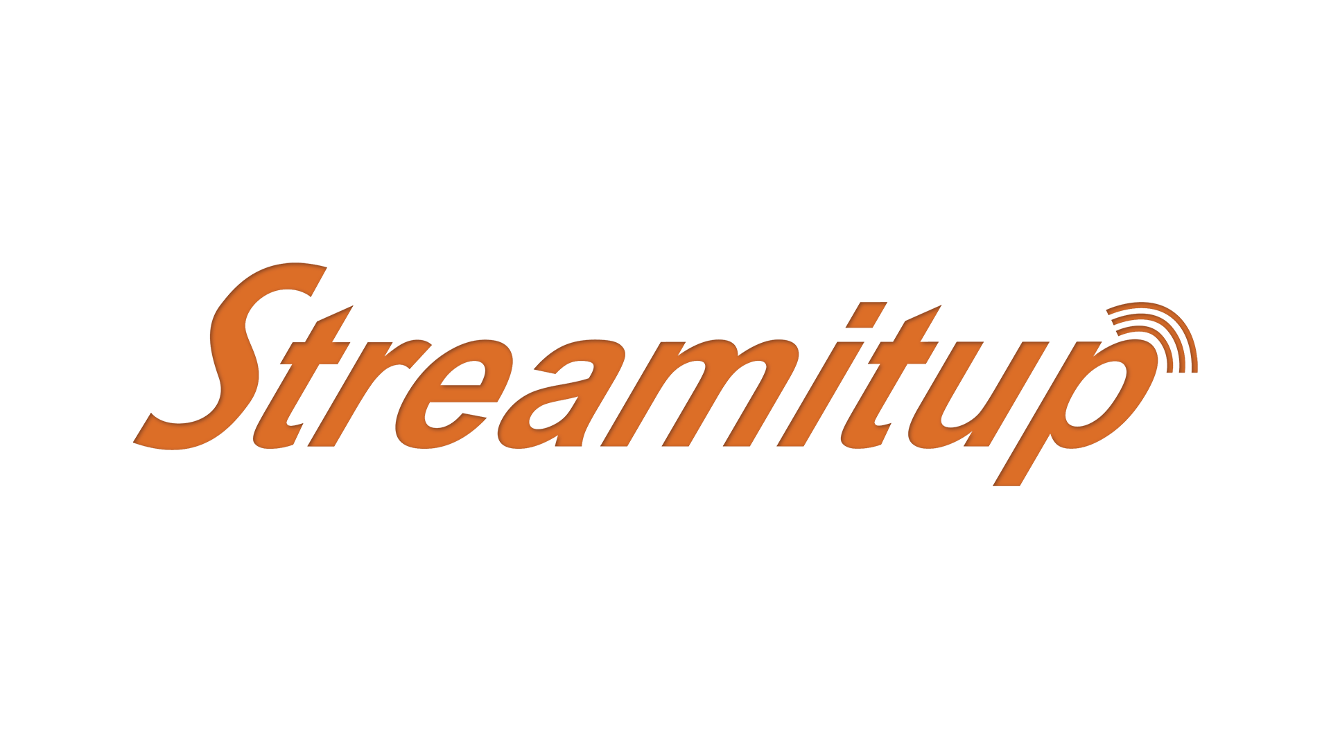 Streamitup Logo