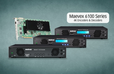 Matrox Maevex 6100 Series