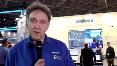 Matrox AV over IP Range Solves Network Overload Issues