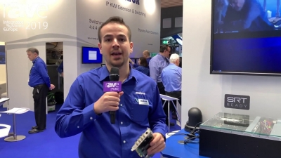 ISE 2019: Matrox introducing Mura IPX 12G-SDI and 4K Display Port