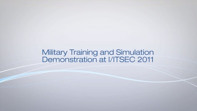Matrox Training and Simulation Demonstration at I/ITSEC 2011