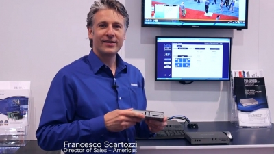 Matrox Monarch LCS at InfoComm 2016 — Affordable Lecture Capture in Every Classroom