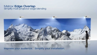 Matrox Edge Overlap