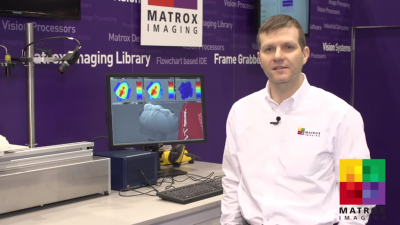 Matrox Imaging at Automate 2015