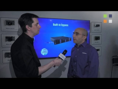 Matrox interview at NAB 2016