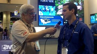InfoComm 2015: rAVe Publications Features Matrox Mura IPX Series