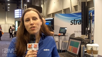 DSE 2015: Matrox Mura MPX Video Wall Processors