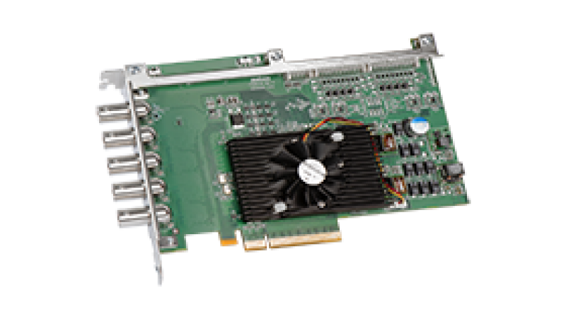 Matrox DSX LE4 BNC PCI Express Card