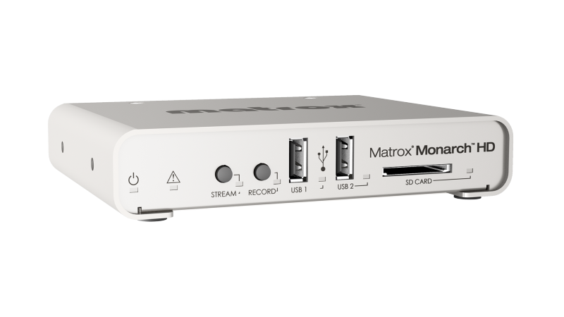 Monarch HD Encoder Appliance