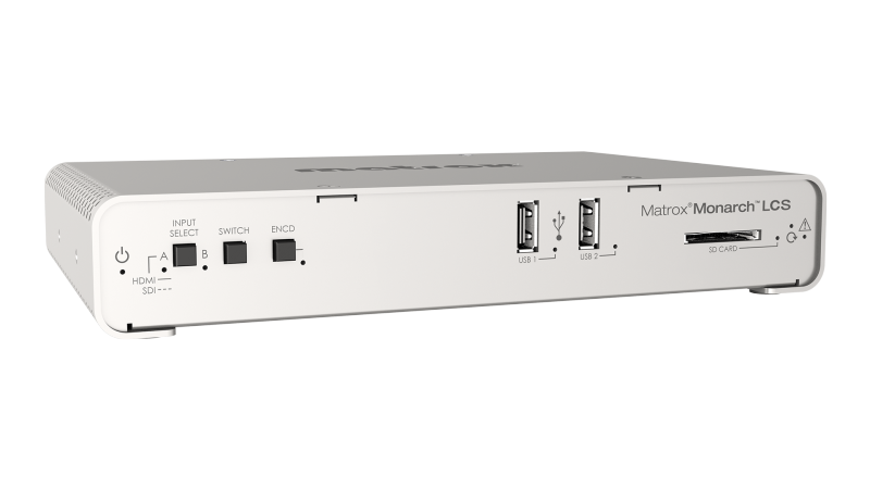 Matrox Monarch LCS Encoder Appliance