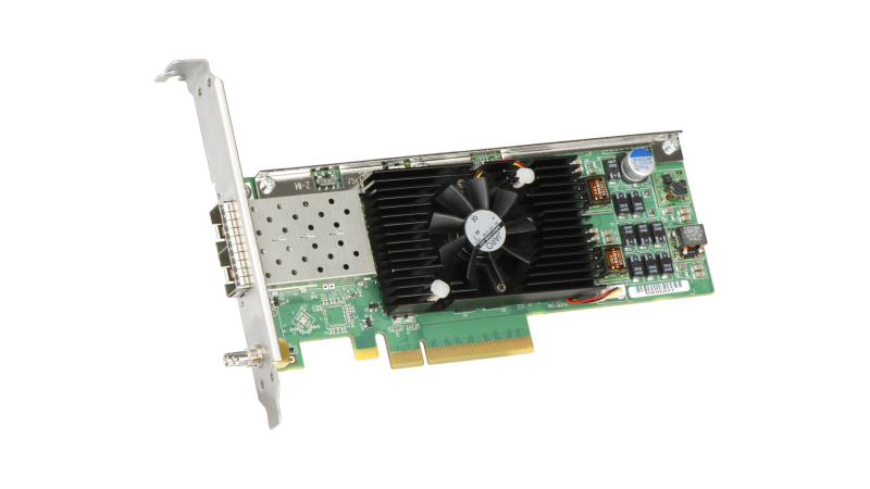 Matrox X.mio3 IP Multi-Channel Video I/O with Hardware Processing
