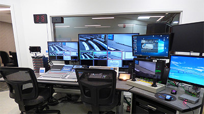 Monarch HD has allowed UNF to produce high-quality recordings and live streams
