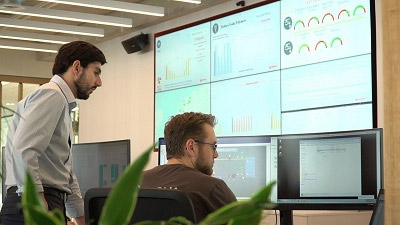Hubgrade: Veolia Netherlands's smart monitoring center